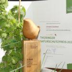 3. Platz Thüringer Naturschutzpreis 2020 Gieß-Patenschaft und Baumscheibenbepflanzung